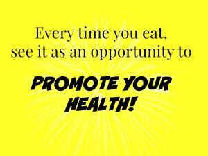 promoteyourhealthquote