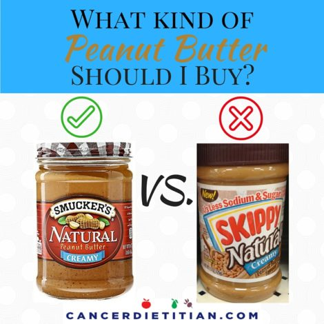 What kind of peanut butter should I buy-
