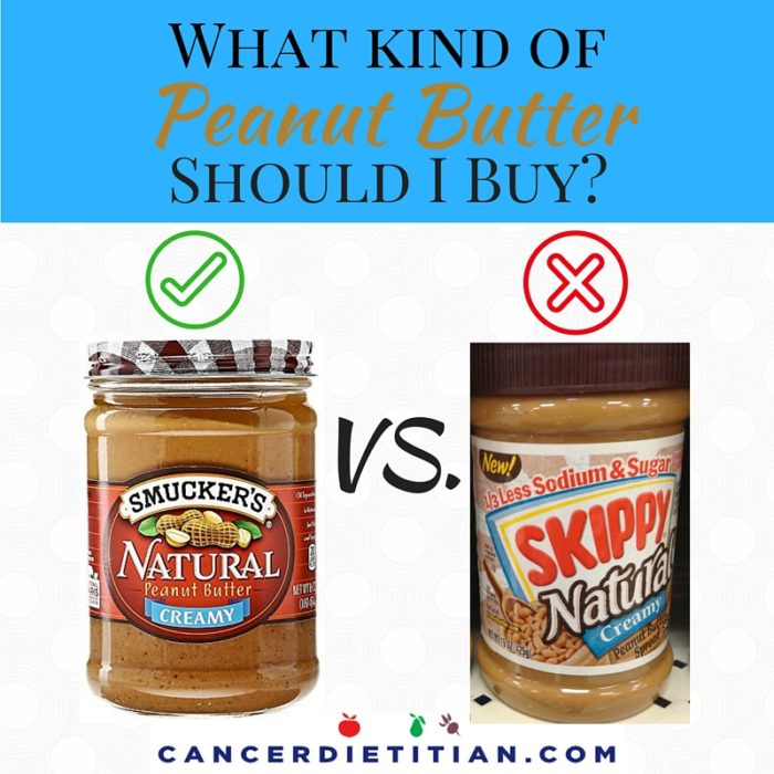 What Kind Of Peanut Butter Should I Buy?