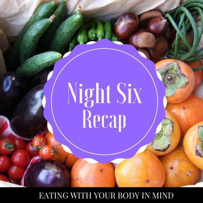 night-six-recap