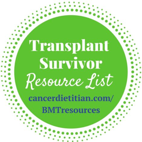 Transplant Survivor Resource List